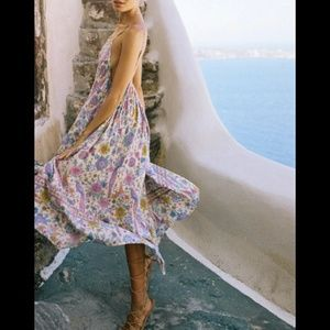 Spell & The Gypsy Collective Dresses - Spell & the Gypsy Lovebird midi strappy dress